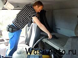 химчистки салона автомобиля в домашних условиях