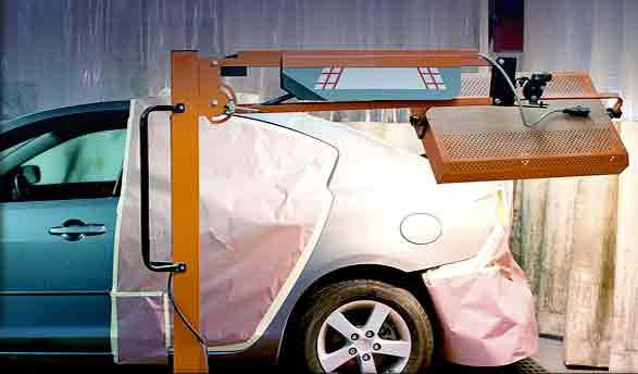 как устранить сколы и царапины с кузова автомобиля