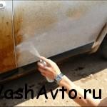 Чем отмыть битум с машины